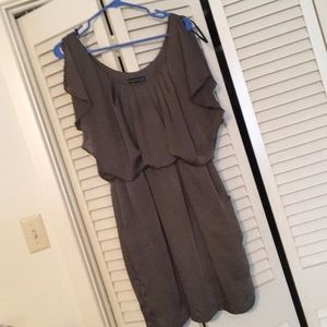 TODAY ONLY, PRICE DROP! Large olive green dress